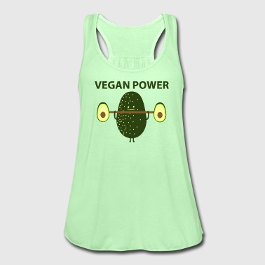 Vegan Vegan Power - Singlet for kvinner fra Bella