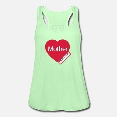 Mother's Day Grand Piano - Women's Tank Top by Bella