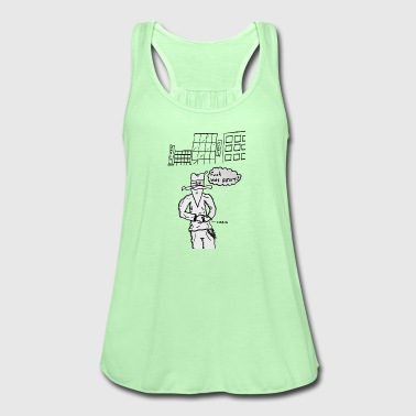 What's up, man? - Women's Tank Top by Bella