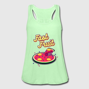 fast fruid - Frauen Tank Top von Bella