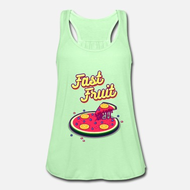 Fast Fruit - Women's Flowy Tank Top