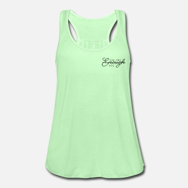 you are you - Women's Flowy Tank Top