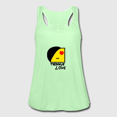 Emo Boy: Teenage Love - Women's Tank Top by Bella
