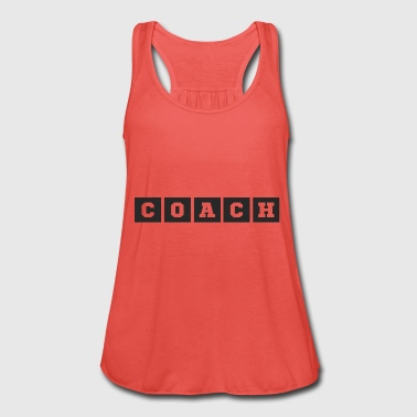 Coach / Trainer: COACH - Women's Tank Top by Bella