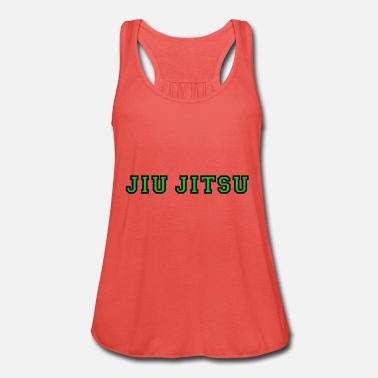 Jiu Jitsu Jiu Jitsu - Women's Tank Top by Bella