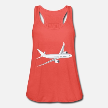 Airline Airliner - Women's Flowy Tank Top