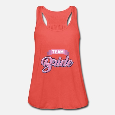 Team-bride team bride team bride - Women's Tank Top by Bella