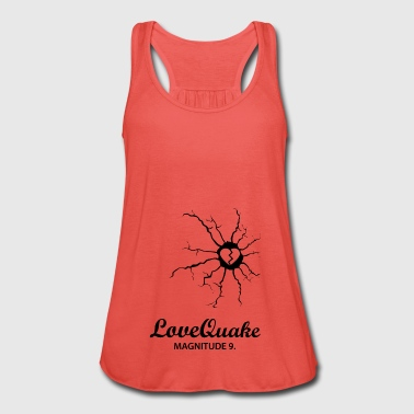 Cupido lovequake blak - Women's Tank Top by Bella