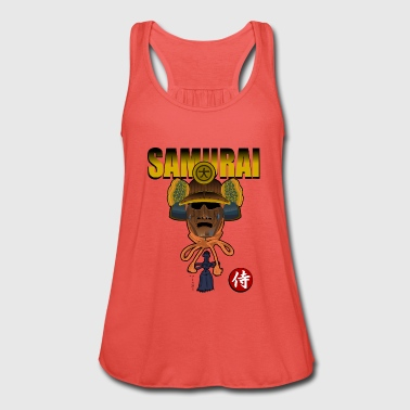 Samurai Samurai - Women's Tank Top by Bella