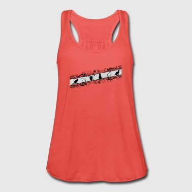 Glamour Cats Exclusive - Women's Tank Top by Bella