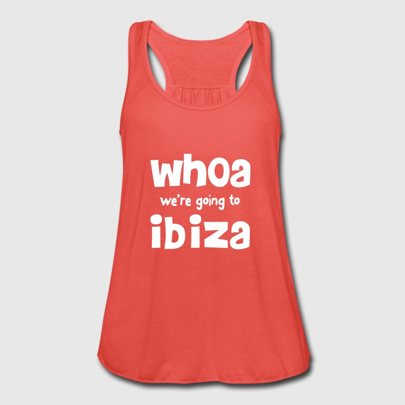 Whoa - Women's Tank Top by Bella