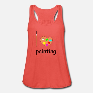 Painting painting - Women's Tank Top by Bella