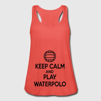 2541614 15945061 keepcalmwaterpolo - Women's Tank Top by Bella