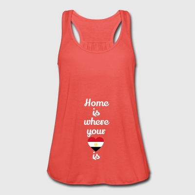 gift home heart love love Egypt - Women's Tank Top by Bella