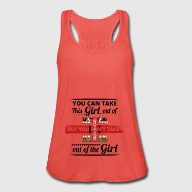 Take out gift dear origin girl KENYA - Women's Tank Top by Bella