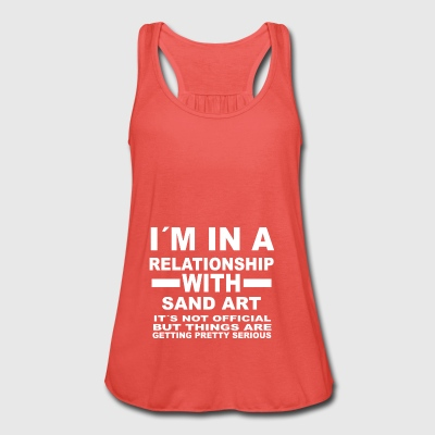 relationship with SAND ART - Women's Tank Top by Bella