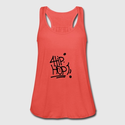 Hip Hop Graffiti #1 - Frauen Tank Top von Bella