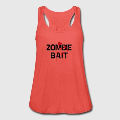 Zombie: Zombie Bait - Women's Tank Top by Bella