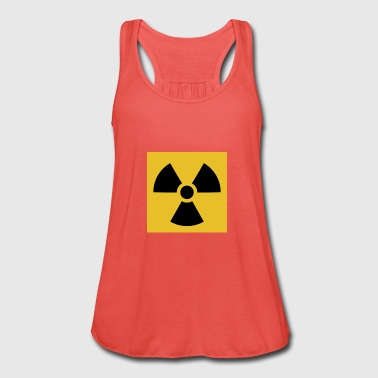 Radiation warning - Frauen Tank Top von Bella