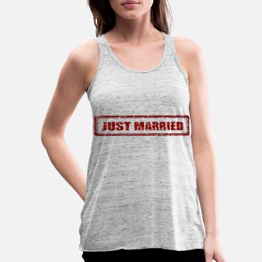 Marry Just Married Married Married Married - Women's Tank Top by Bella