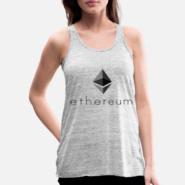 Ethereum Coin Cryptocurrency - Vrouwen tank top van Bella