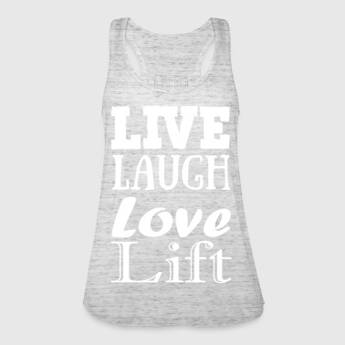 Live Live,laugh,love, lift - Top da donna della marca Bella