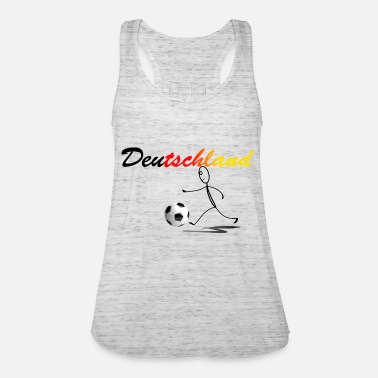 Kicker Kicker Germany - Women's Tank Top by Bella