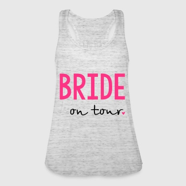 Bride on Tour - Frauen Tank Top von Bella
