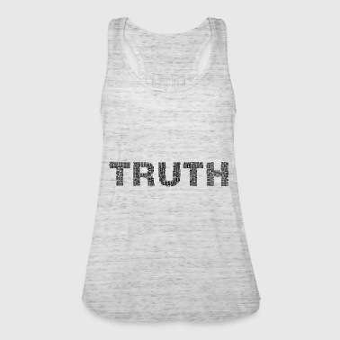 Truth Truth - Women's Tank Top by Bella
