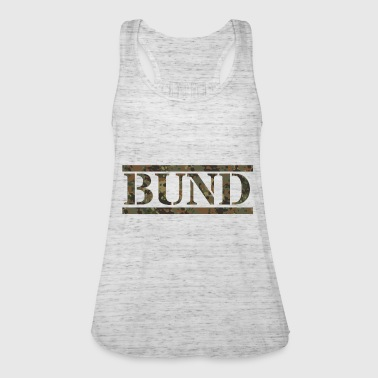 Bundeswehr Bundeswehr Flecktarn - Women's Tank Top by Bella