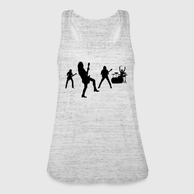 Rock Band - Frauen Tank Top von Bella