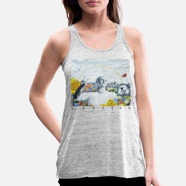 Hippie hippy - Women's Tank Top by Bella