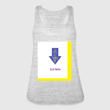 down - Women's Tank Top by Bella