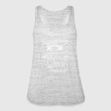 Goa Techno Electro, House Goa - Women's Tank Top by Bella