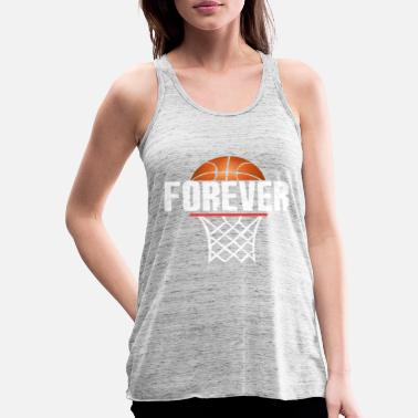 Basketball Basketball Forever - Women's Tank Top by Bella
