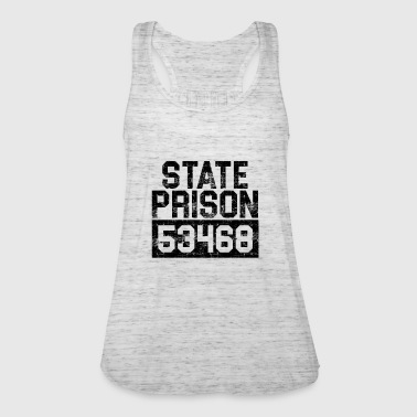 Prisoner of the State Prison Funny G - Women's Tank Top by Bella