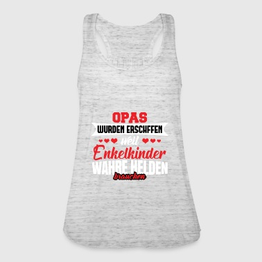 Enkelkind Opas Enkelkinder - Frauen Tank Top von Bella