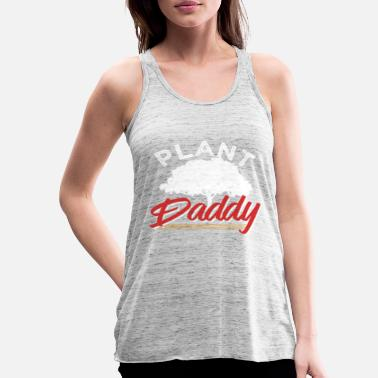 Plant Grounds Plant Daddy - Women's Tank Top by Bella