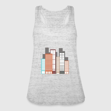 building - Women's Tank Top by Bella