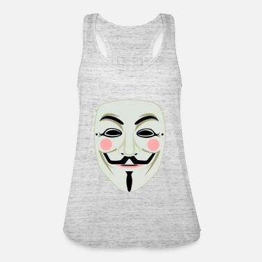 Anonymous Anonymous - Frauen Tank Top von Bella