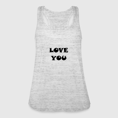 LOVE YOU LOVE YOU RELATIONSHIP - Women's Tank Top by Bella