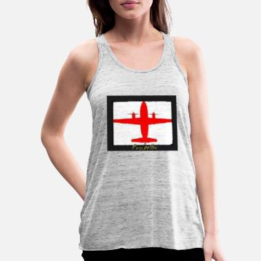 Propeller Propeller - Women's Tank Top by Bella