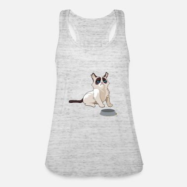 Grumpy Cat grumpy cat / grumpy cat - Women's Tank Top by Bella