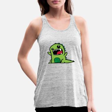 Monster Monster - Frauen Tank Top von Bella