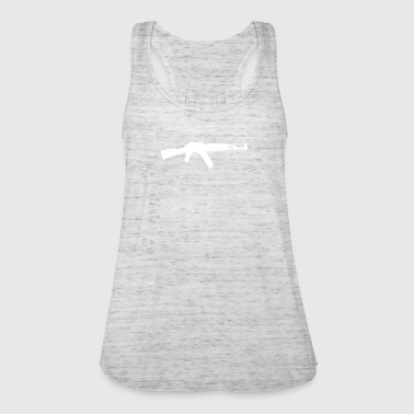 AK-47 Assault Rifle - Women's Tank Top by Bella