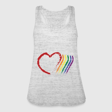 CORAZON PRIDE - Tank top damski Bella