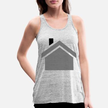 House house - Women's Flowy Tank Top