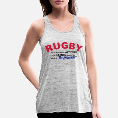 Rugby rugby - Women's Flowy Tank Top