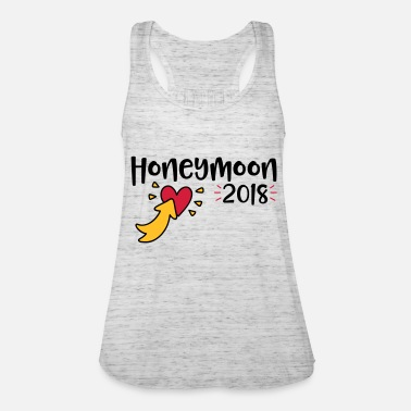 Honeymoon Wedding 2018 - Women's Tank Top by Bella
