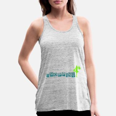 Shopping Shopping - shopping - Women's Flowy Tank Top